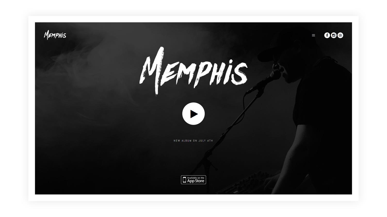 FatMoon Memphis demo preview