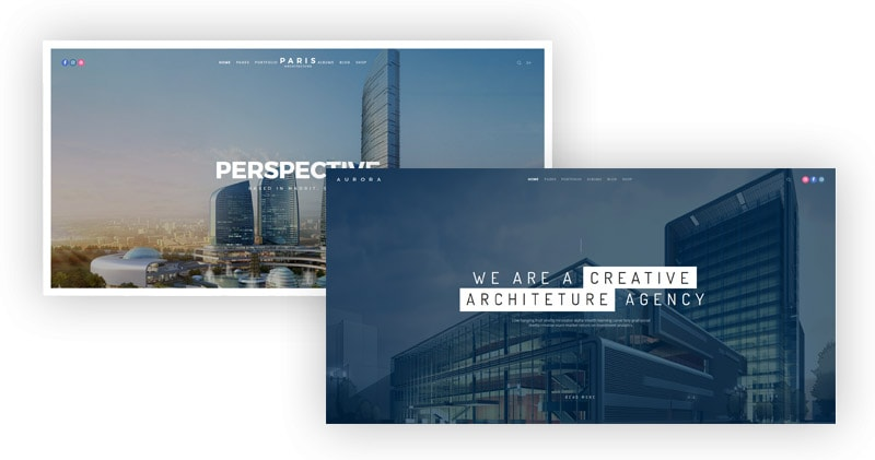 wordpress-architecture-theme