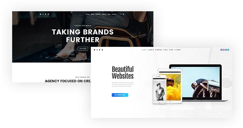 wordpress-business-websites