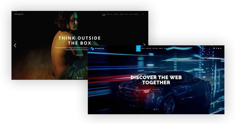 wordpress-one-page-parallax