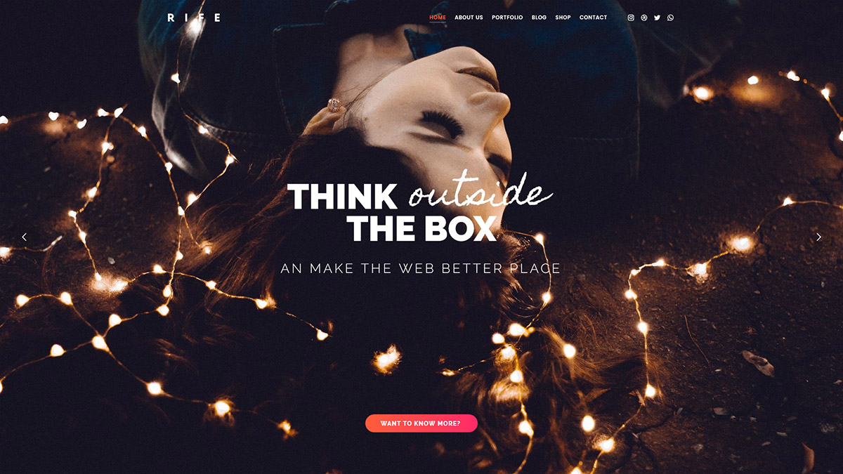 Best photography WordPress themes collection