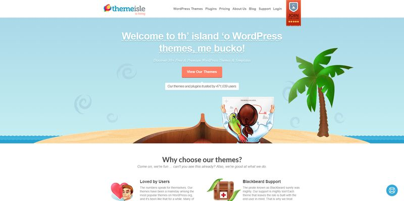 ThemeIsle WordPress affiliate programs