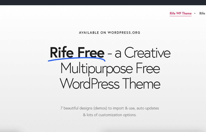 Rife-free