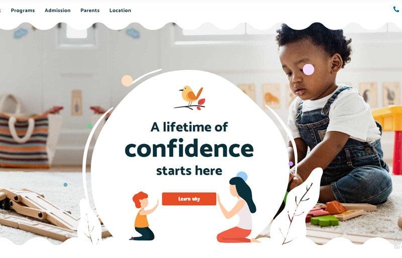 Skole-WordPress-themes-kindergarten-sites
