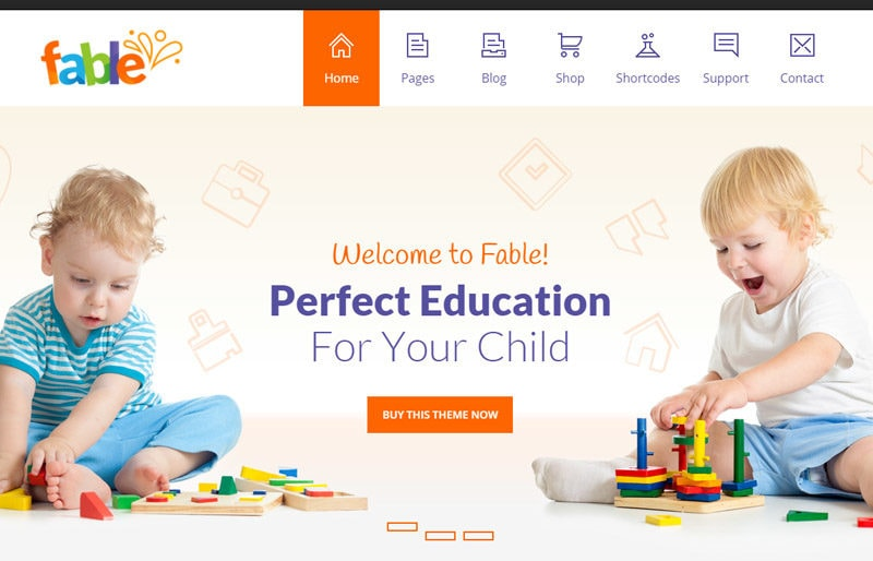 Fable-kindergarten-theme