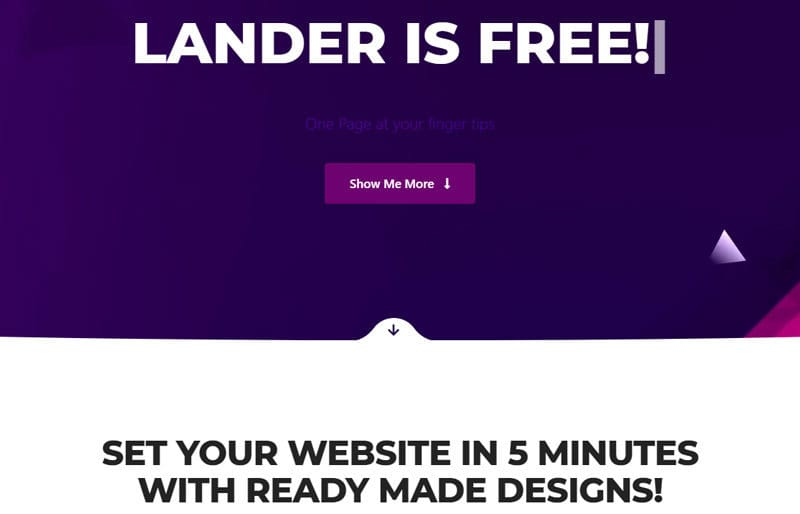 Lander-Rife-demos