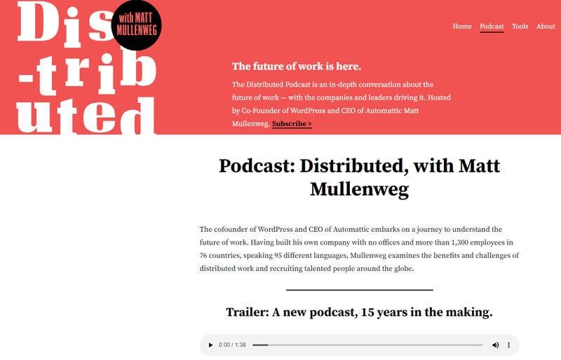 Distributed-WordPress-podcast