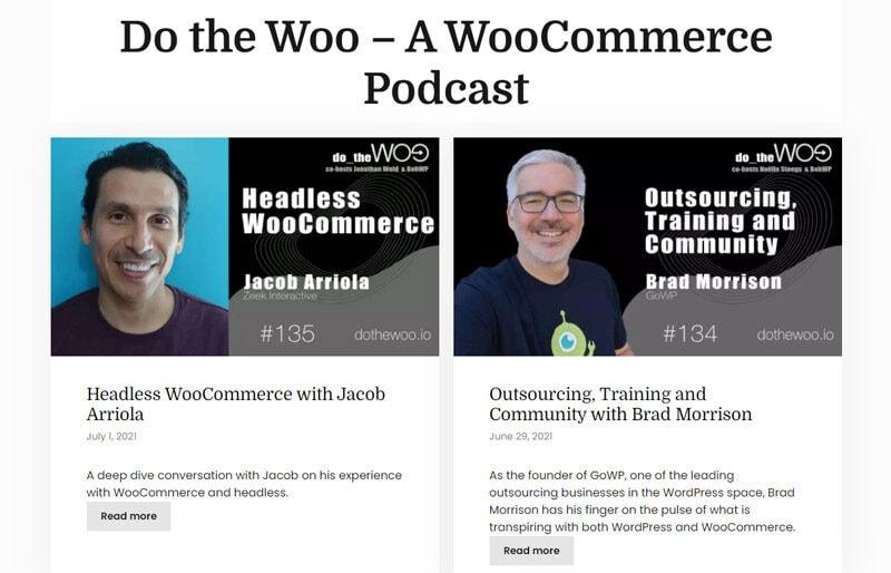 Do Woo WordPress Podcast