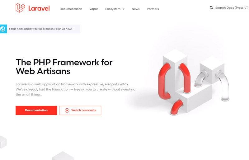 Laravel-php-frameworks